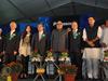 Inauguration of Asia's biggest white goods factory of National Panasonic  on 12-12-2012, at Jhajjar Haryana