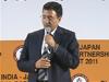 Indo Japan  summit - 2011 Closing Ceremony - Farewell Address